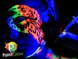 Peinture corps et visage en tubes UV Paintglow 60 x 50 ml_