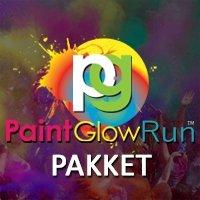 Le paquet Peinture Glow-Run