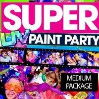 Peinture Party Paquet 2 - Jusqu'à 200 personnes