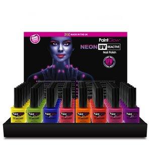 Vernis à ongles UV Paintglow 8 x 10 ml
